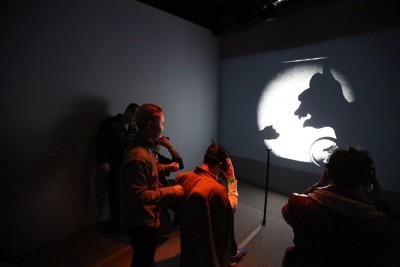 Giant, di Milica Zec |Il film virtuale che vi fa provare cosa significa essere bombardati