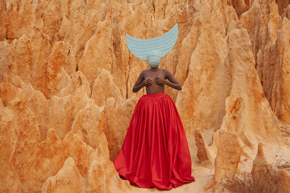 1. griot mag Fortia by Keyezua_ A Contemporary Masked Ritual 1