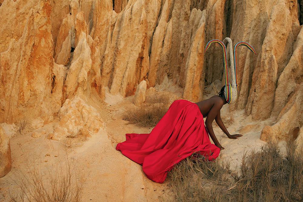 Keyezua ci parla di FORTIA, un rituale contemporaneo 'Mascherato'