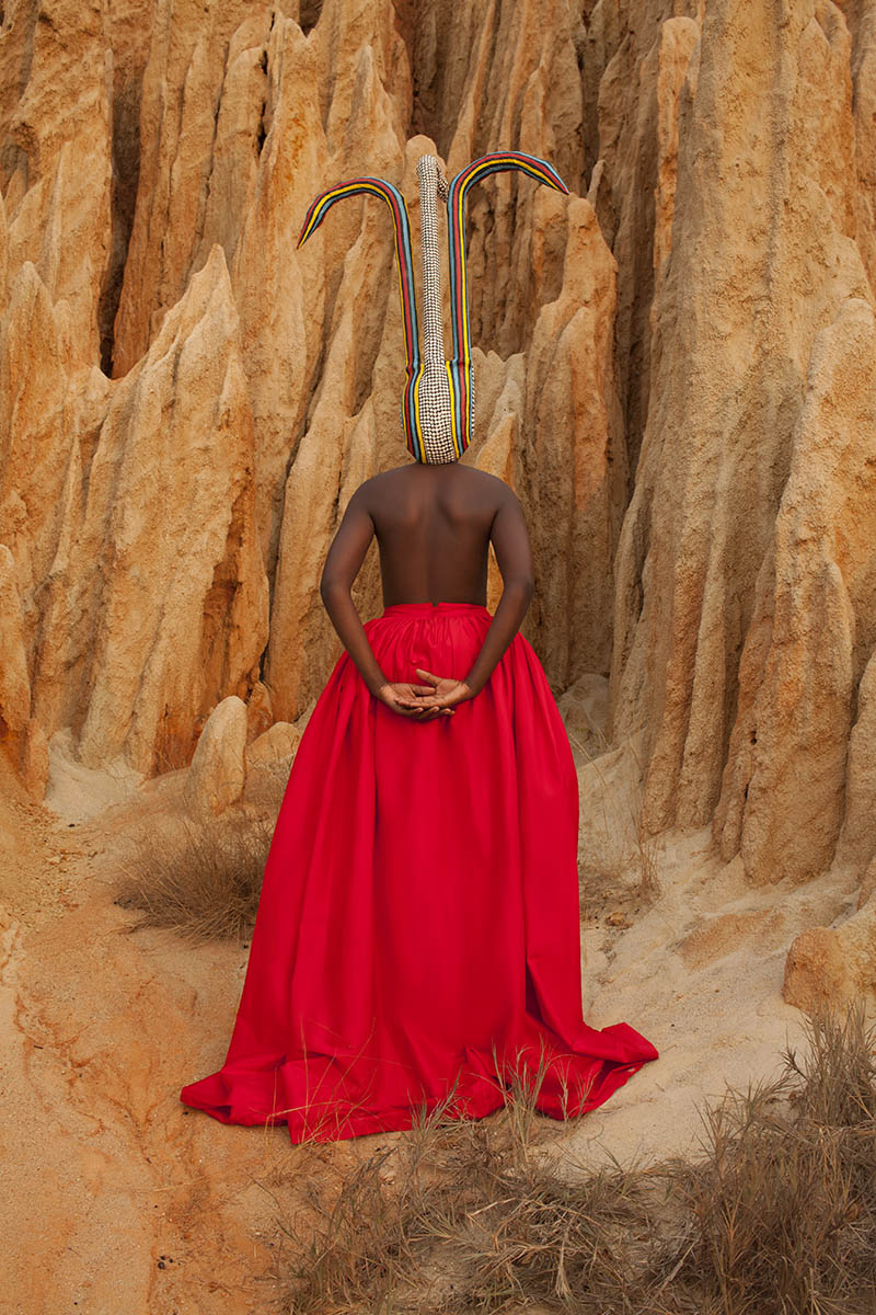 12. griot mag Fortia by Keyezua_ A Contemporary Masked Ritual 12