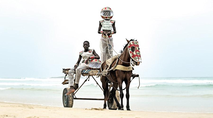 griot mag alexis peskine 154 akaa african art fair_Aljana-Moons-Twins-Horse