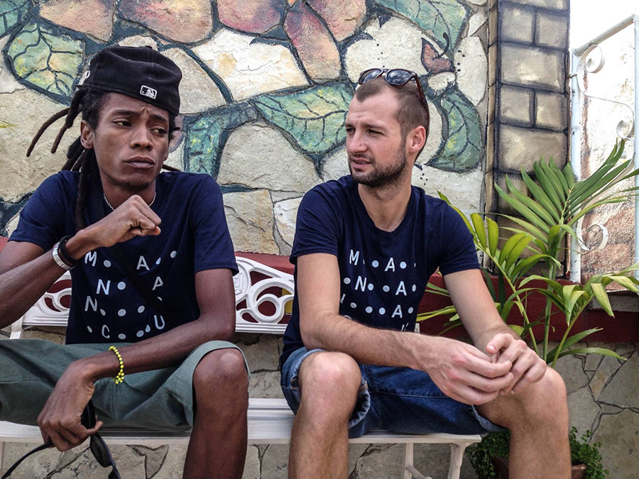 griot mag ariwo linecheck intervista interview Manana cuba alain garcia artola harry follett