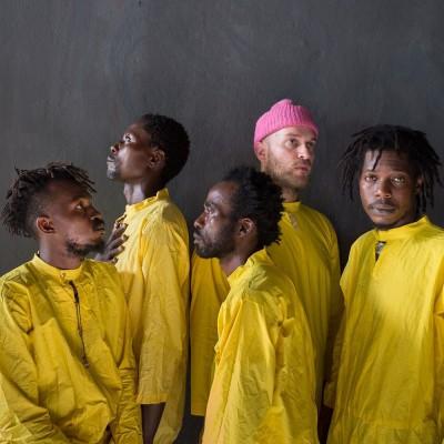 KOKOKO! | The soundtrack of Kinshasa's tomorrow live at Linecheck