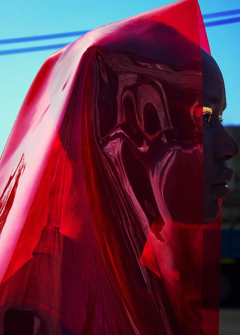 griot -mag - Ajak -Deng X Heren Magazine | Foto di Hong Jang Hyun