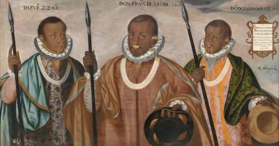 Un libro [gratuito] racconta gli africani dell'Europa rinascimentale