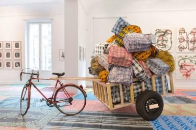 BHMF | Il viaggio immaginario di Barthélémy Toguo in mostra a Firenze