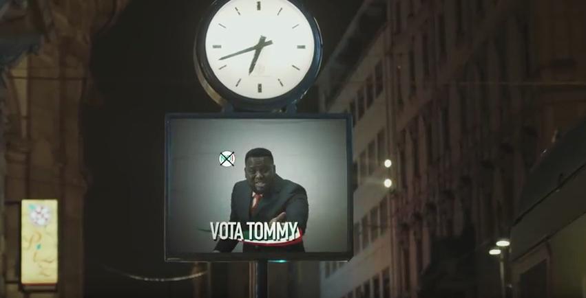 Guarda 'Politici in Trip'   La guida di Tommy Kuti alle elezioni 2018