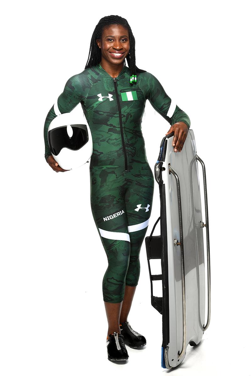 griot mag -Simidele Adeagbo- Giochi di Pyeongchang | Mai così tanti africani | Wow!
