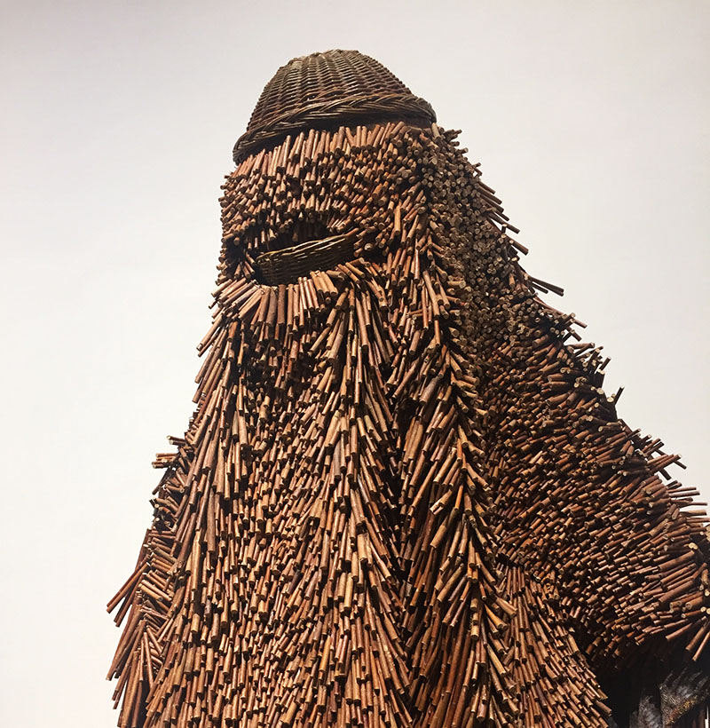 griot mag I Is the Other Be The Other Galleria NAzionale ARte Moderna Roma-Essere l'Altro-Nick Cave Soundsuit