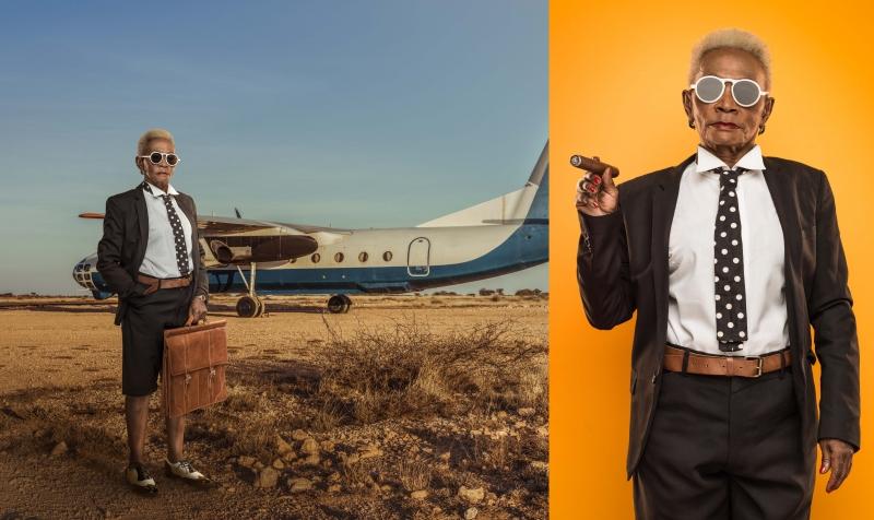 griot mag Osborne _Macharia -Kabangu 'AfricaAfrica' | Design e fotografia contemporanea in mostra a Milano