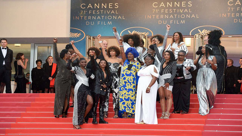 Essere Nera Non è il Mio Mestiere   A Cannes 16 attrici denunciano il razzismo nel cinema e tv francesi