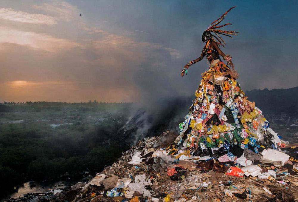 The Prophecy | Gli spiriti ecologici di Fabrice Monteiro invitano a darci una svegliata
