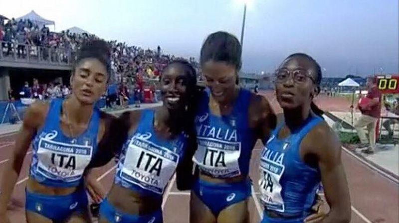 griot mag Italy | Here's why this picture and this victory are so important at a time like this giochi mediterraneo italy black italians