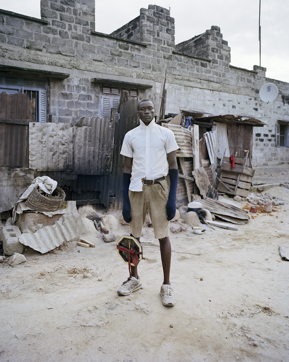 Please Don't Smile | Ritratti dal Ghana, Togo e Burkina Faso