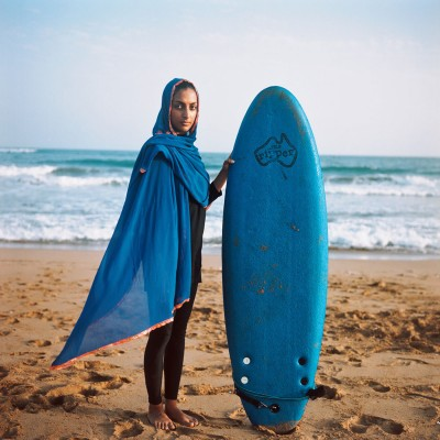 'Surfing Iran' | Giulia Frigieri explores the hijabi surfers' revolution