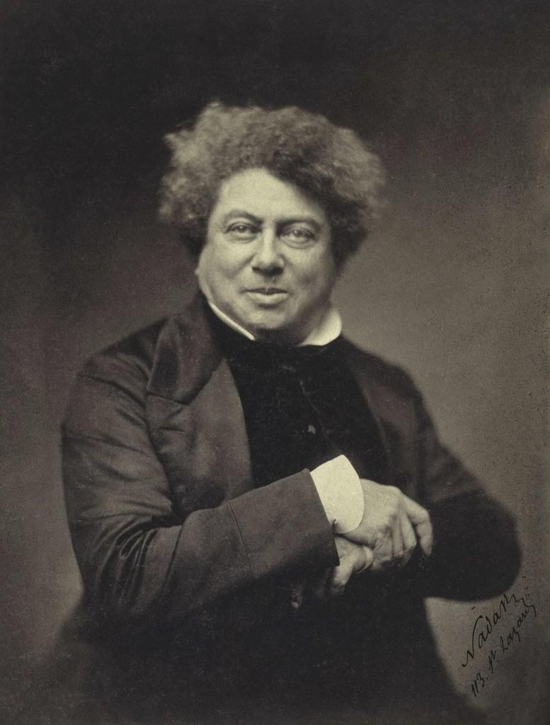 Alexandre Dumas, via