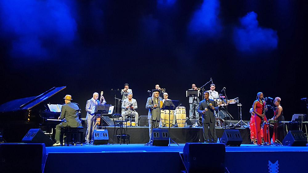 Siamo stati al concerto degli Afro-Cuban All Stars