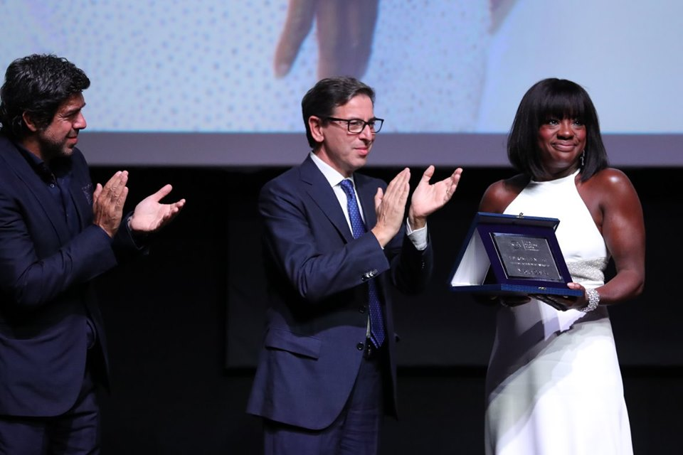 griot mag _-viola davis festa cinema roma rappresentazione diversità inclusione premio carriera antonio monda favino