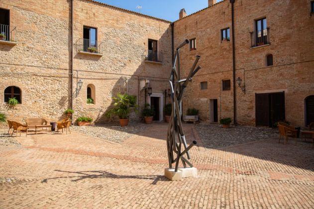 griot -mag -artists in residence aloisia leopardi matera cultura castello di san basilio michele mathison