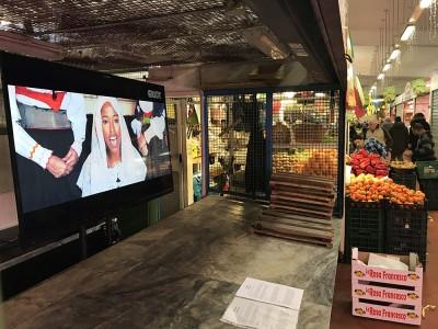 Report | '(Memorie) In Ascolto' al Mercato Iris di Centocelle