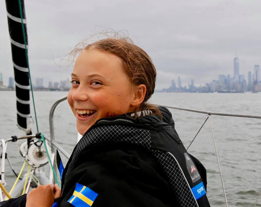 griot mag forum davos Greta Thunberg giovani attivisti