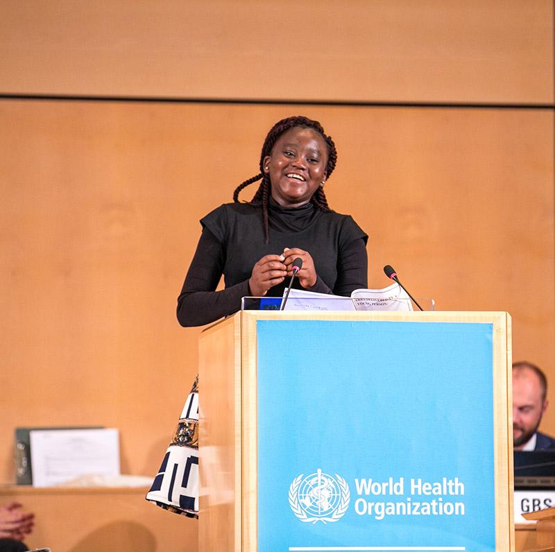 griot mag forum davos Natasha Mwansa giovani attivisti