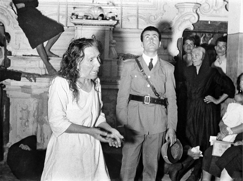 Tarantismo - Galatina, 1954 - Foto di Chiara Samugheo