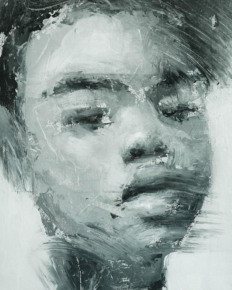 griot mag luigi christopher kanku veggetti intervista artista contemporaneo arti visive afrodiscendente afroitaliano ritratto