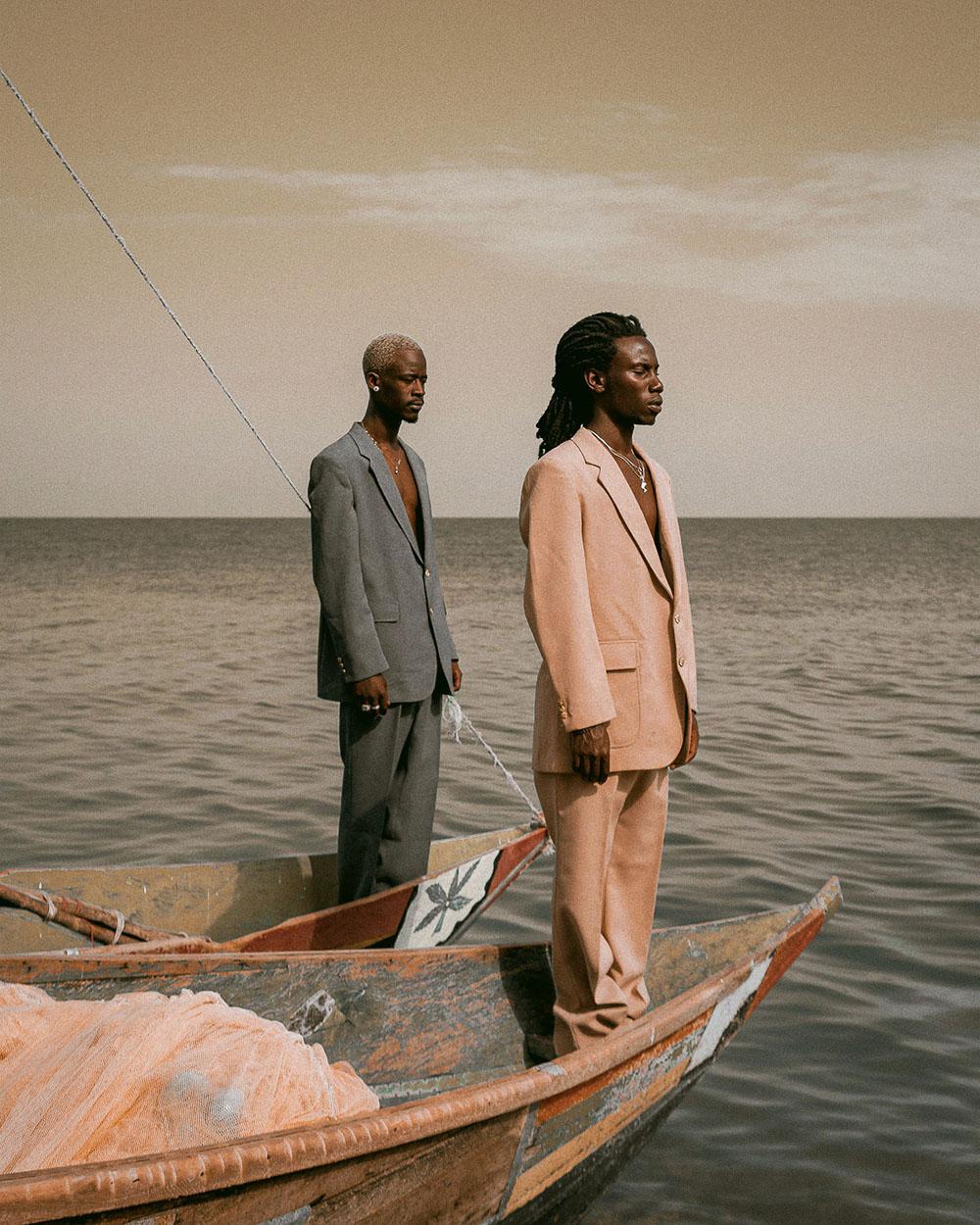 The Rusinga Drip | A fashion story by Kenyan collective Urbanpitchaz