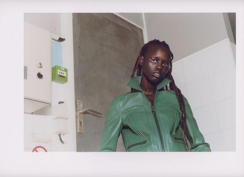 Shanelle Nyasiase per Purple magazine