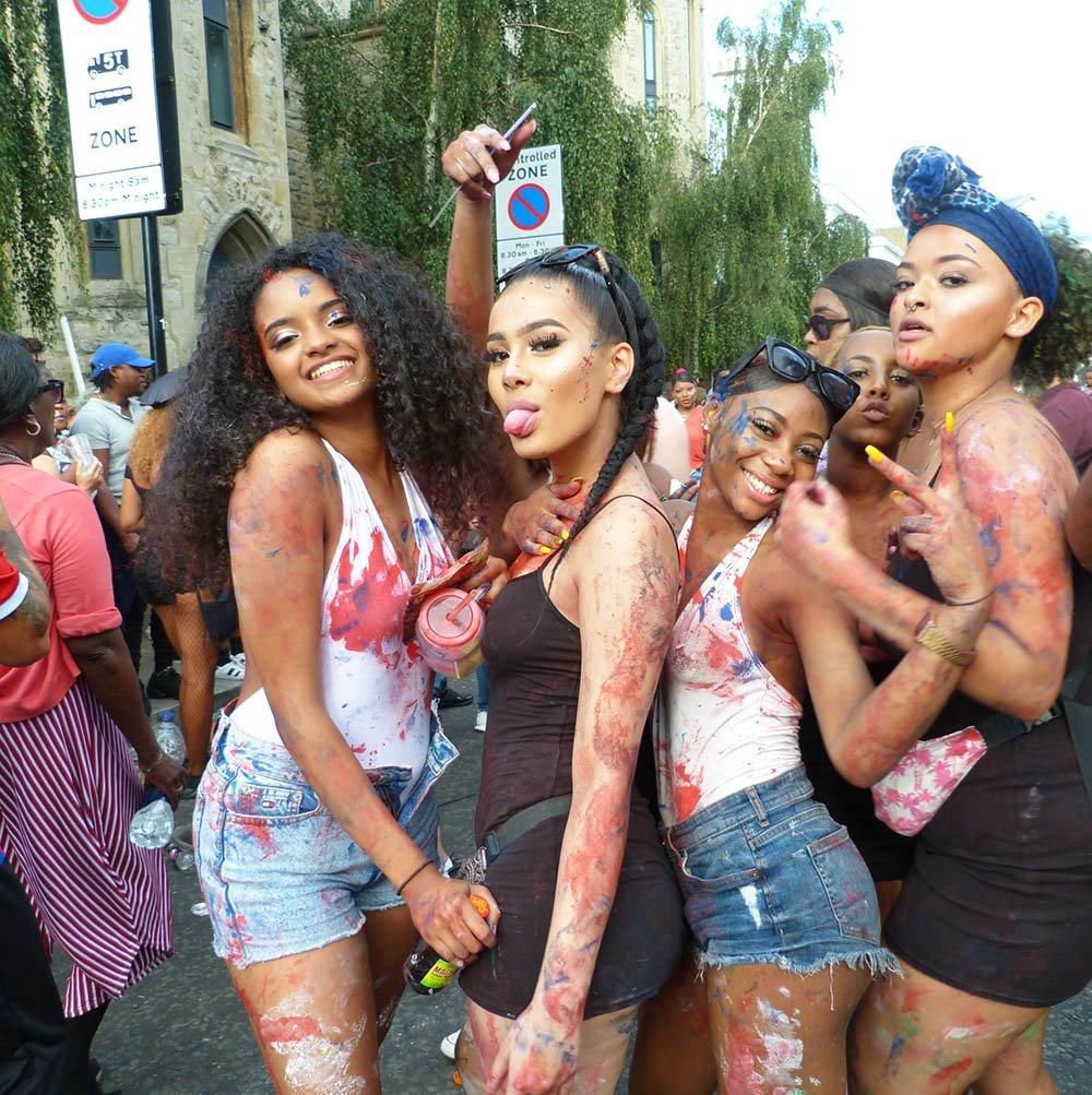 griot mag-_-Siamo andati al Carnevale di Notting Hill
