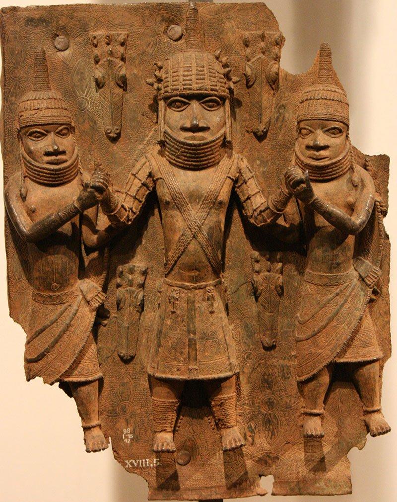 griot mag _benin bronzes - david adjaye museo benin