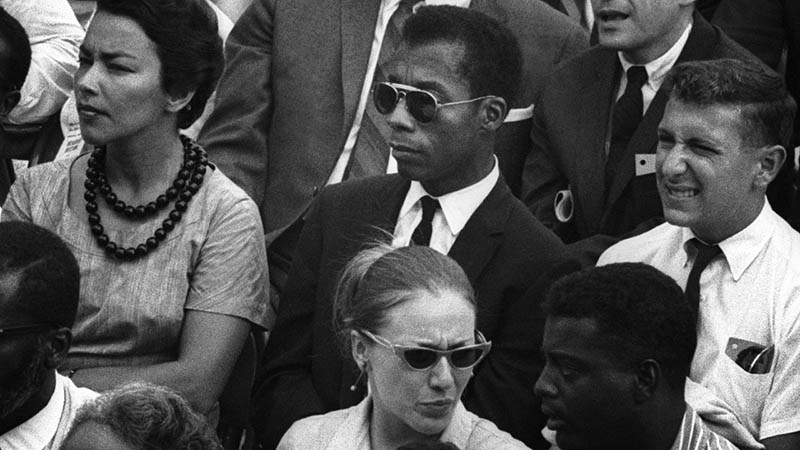 griot mag _James Baldwin | im not your negro raoul peck