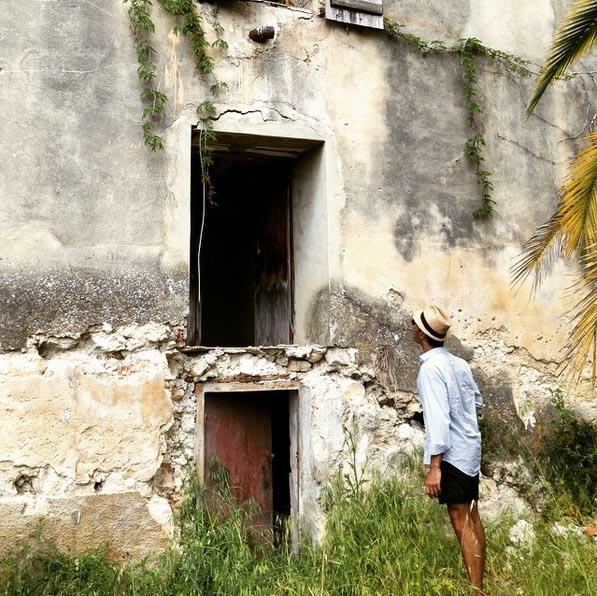 griot mag _James Baldwin | La storica casa francese St paul demolita copia