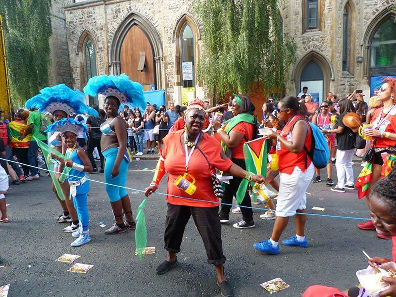 griot mag-_Siamo andati al Carnevale di Notting Hill