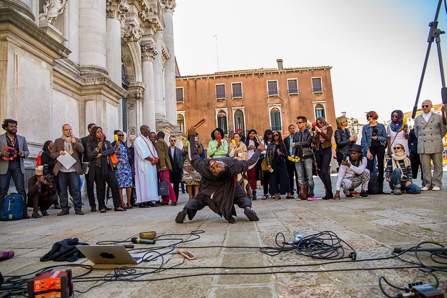 griot-mag-_Victor- Ehikhamenor- on the first Nigerian Pavilon at Venice Biennale and Damien Hirst's cultural appropriation