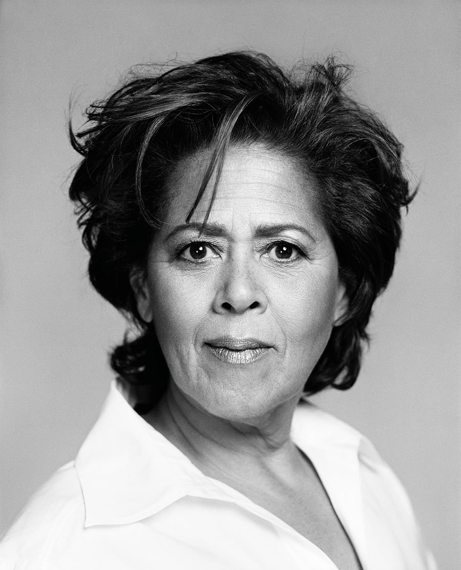 griot-mag-Anna Deavere Smith a Roma American Academy in Rome-head-shot