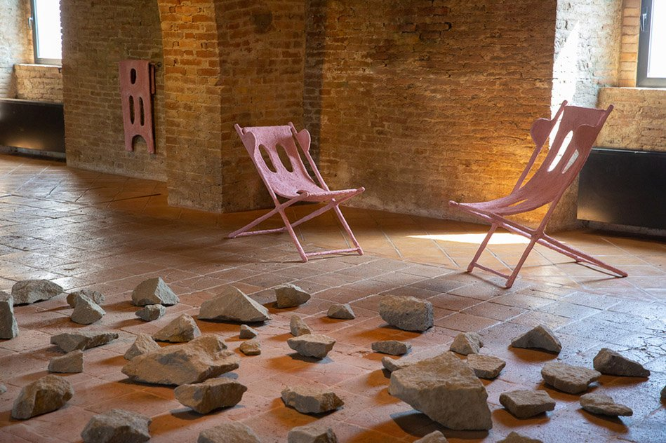 griot mag artists in residence aloisia leopardi matera cultura castello di san basilio