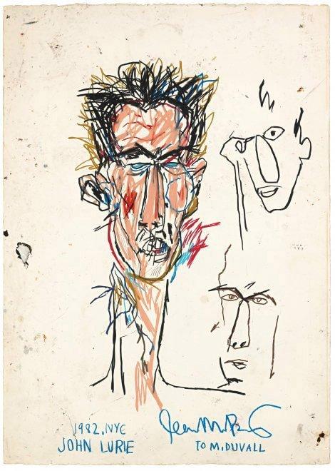 griot-mag-Basquiat | Il -genio ribelle illumina il Chiostro del Bramante