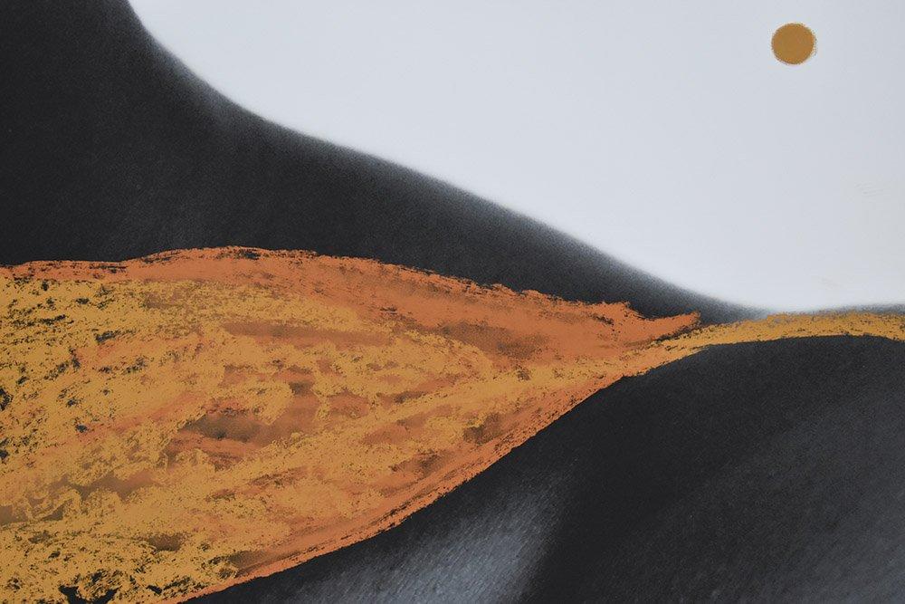 griot mag Binta Diaw, Paysage corporel III, 2020