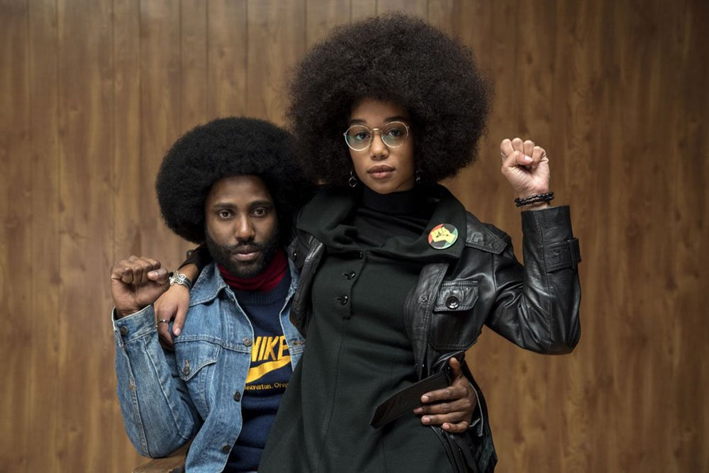 griot mag BlacKkKlansman spike lee cinema