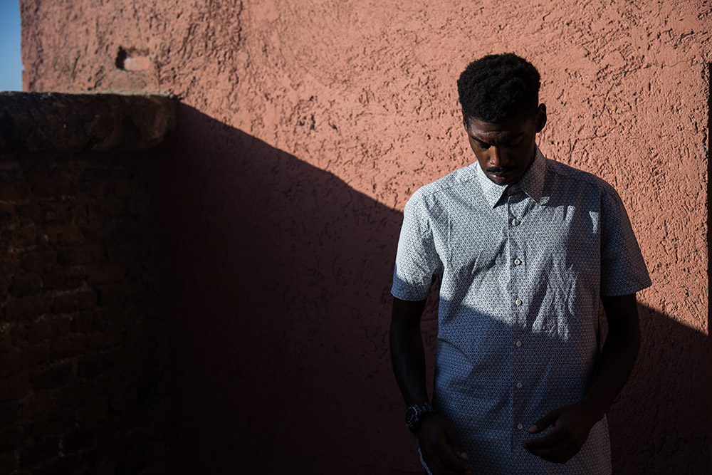 'INNER' | Italian-Congolese producer BLCKEBY invites us to join his inner world