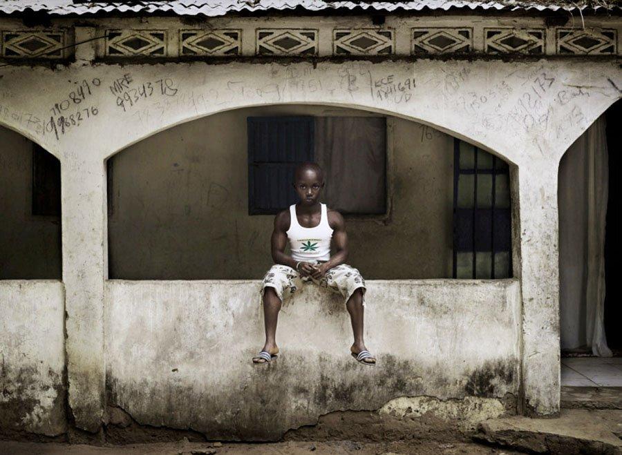 griot-mag-Bodybuilders world , Gambia-Kurt stallaert.3