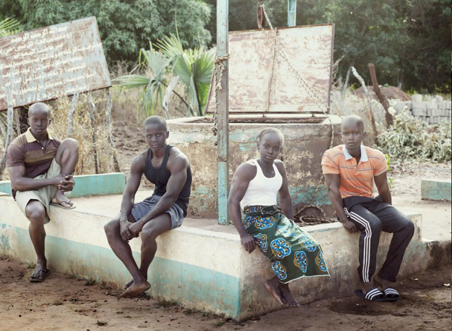 griot-mag-Bodybuilders world , Gambia-Kurt stallaert.4