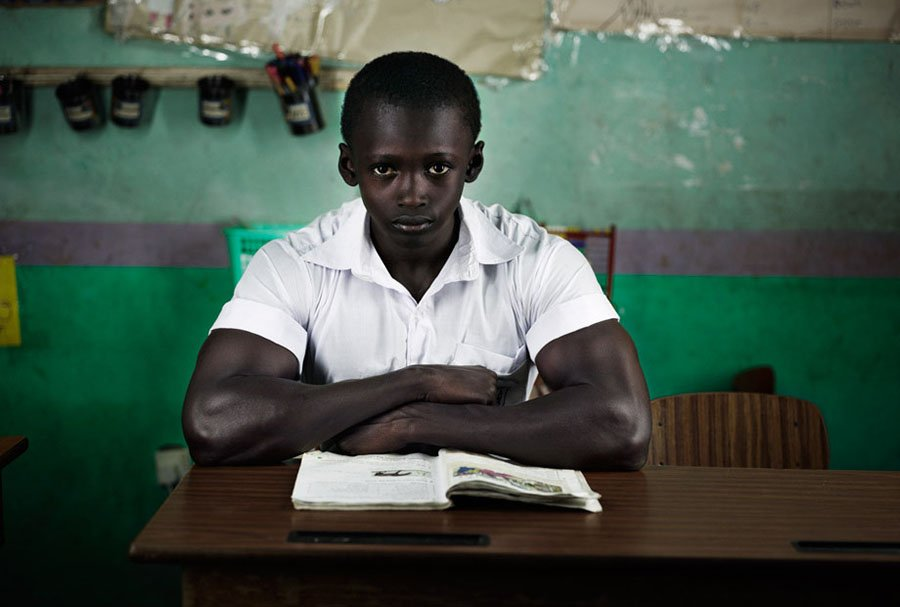 griot-mag-Bodybuilders world , Gambia-Kurt stallaert.6