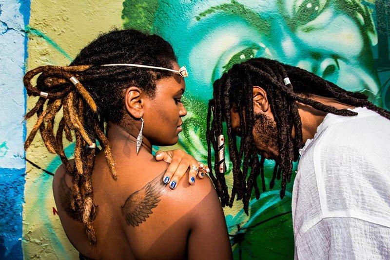 griot mag Braccio -di ferro   Le donne tradizionali rastafari nella moderna Giamaica