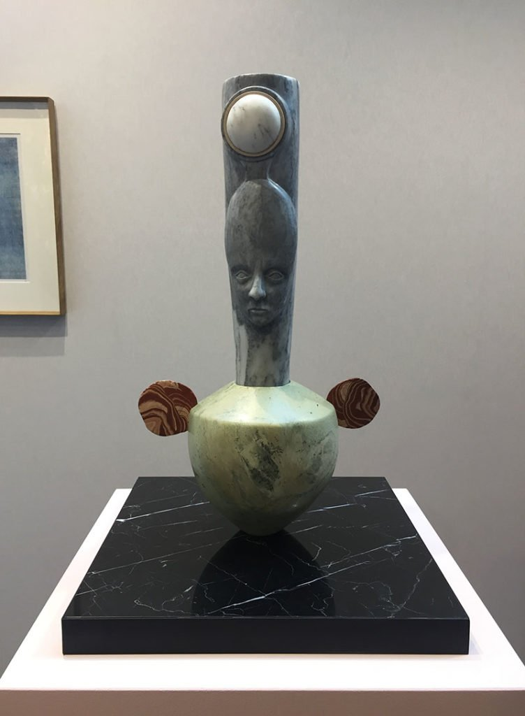 griot mag- daniela mooney self portrait as a stone akaa