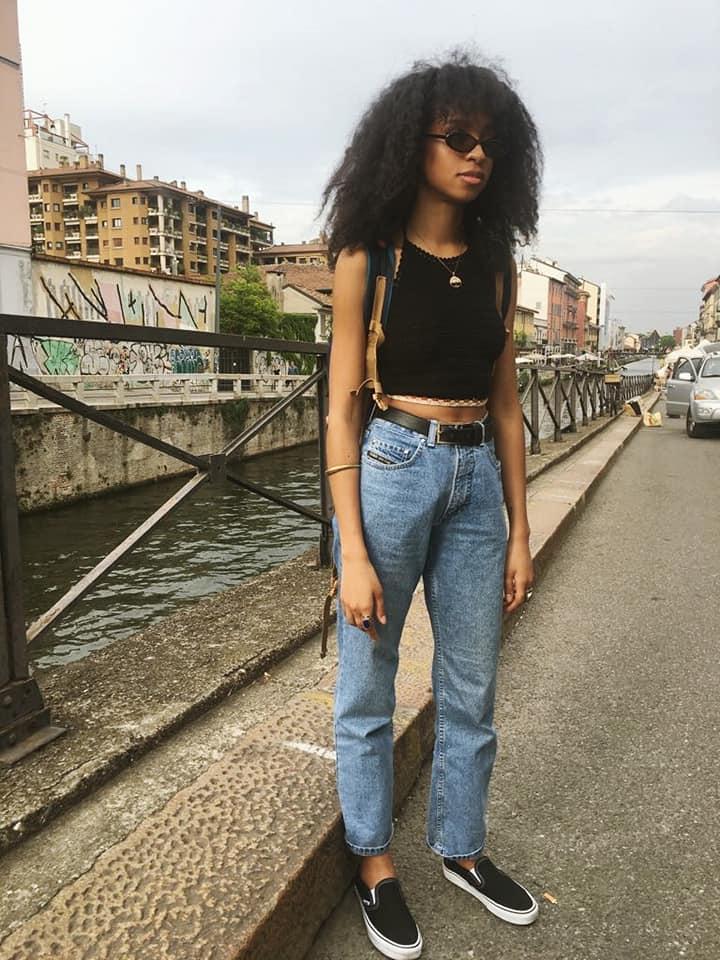 griot mag eva intervista summertime netflix diversità inclusione colourism afroitalian afrosicendenti neri italiani