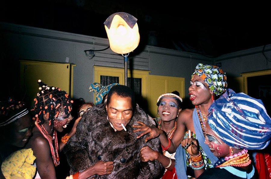 griot-mag-Fela Kuti _ 20 anni fa se ne andava il Re dell'Afrobeat | Ecco la sua eredità