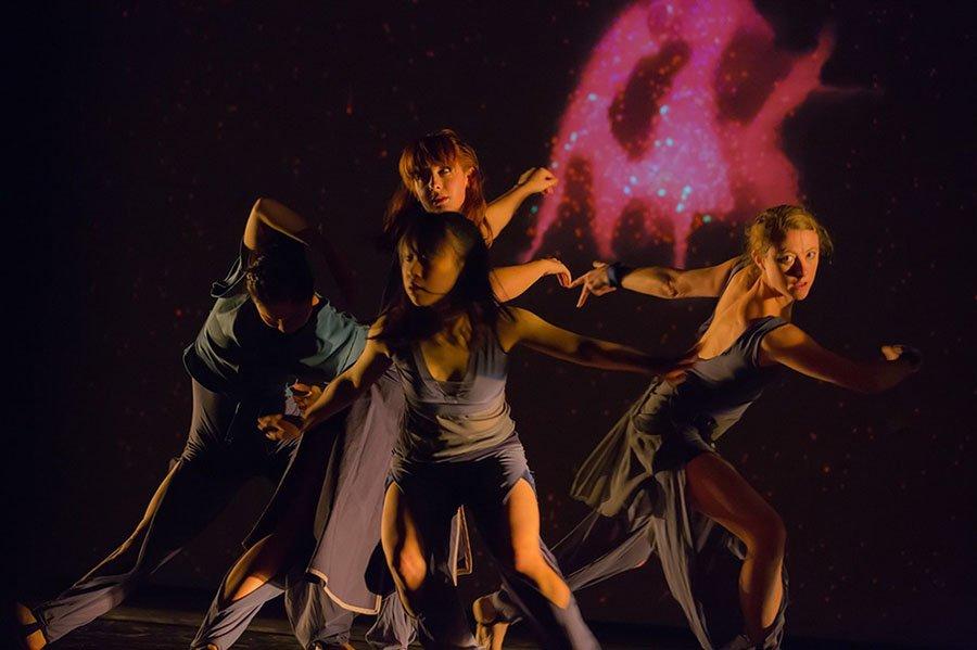 griot-mag-Game Changers -TEDxROMA  Laura Kriefman   Oltre i confini della danza e tecnologia-crane-dance-guerilla-dance-project-4